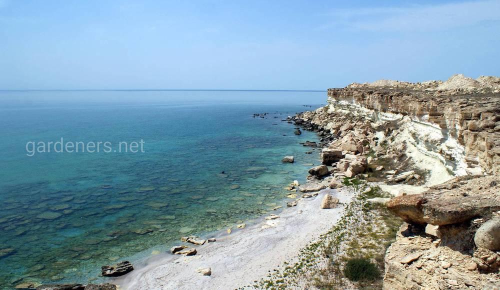 Каспийском море