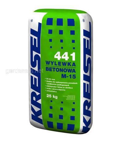 Kreisel 441 Estrich Beton