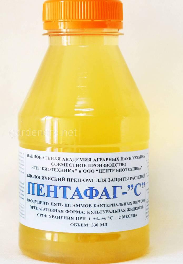 Пентафаг - С