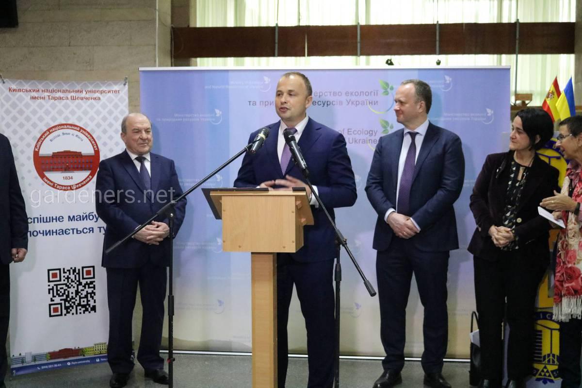 заступник міністра освіти і науки України Роман Греба
