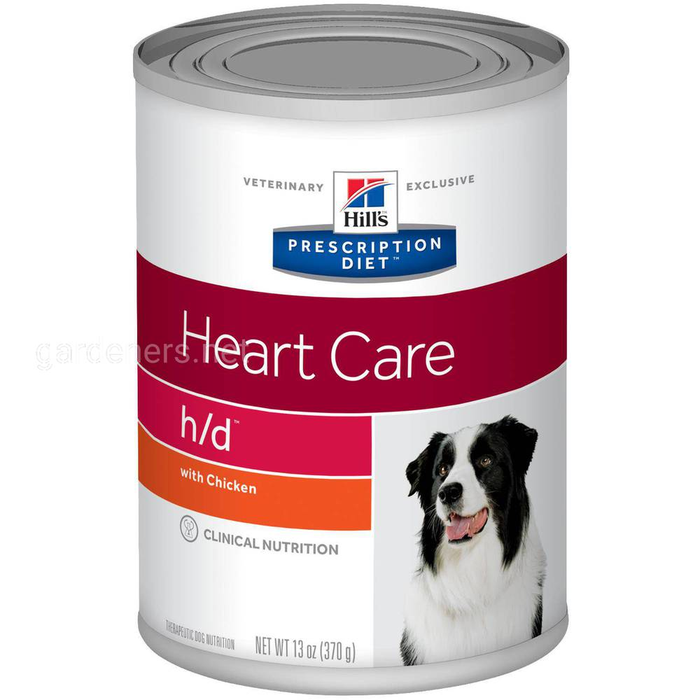 Hill's prescription diet l d canine hepatic health canned