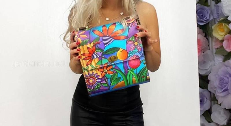 Яркие, осенние модели сумок от It's My Bag