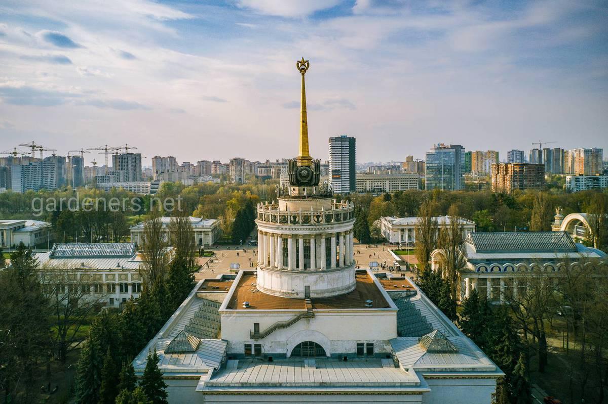 Киев, ВДНХ
