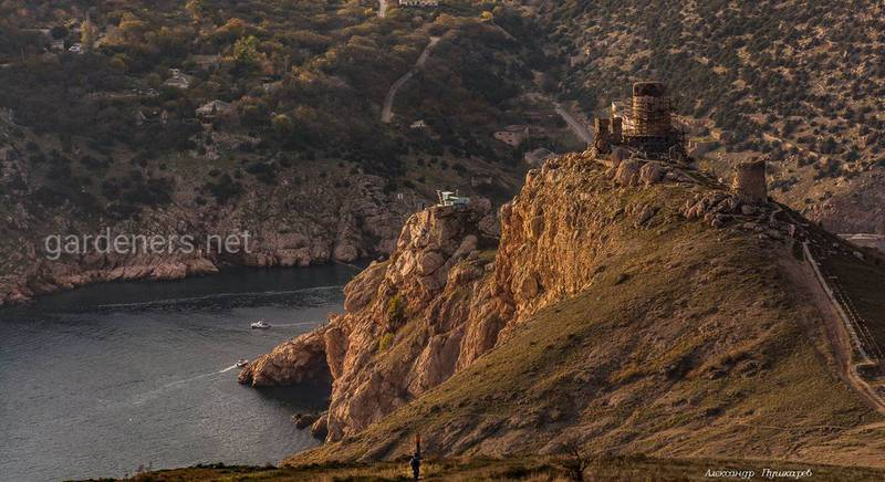 Чембало — загадочная крепость генуэзцев в Балаклаве