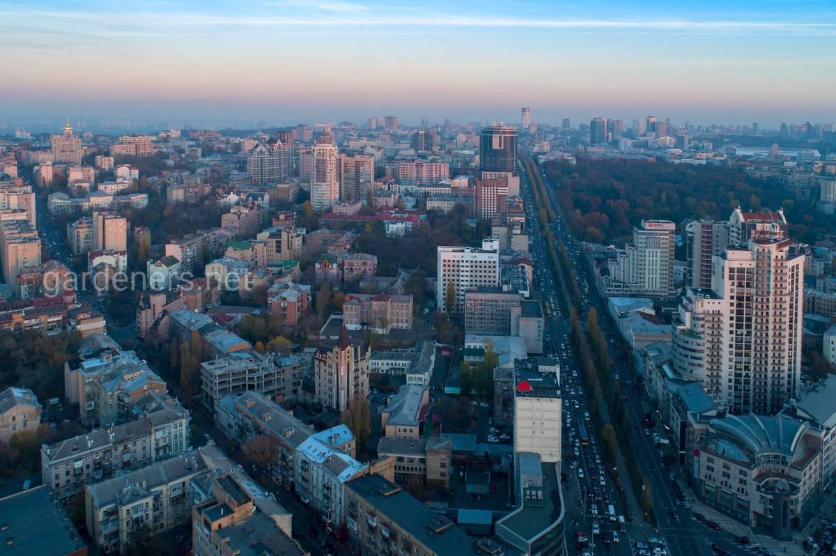 Бульвар Тараса Шевченка