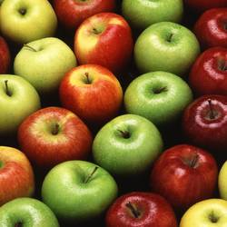 Продаж яблук з свого саду