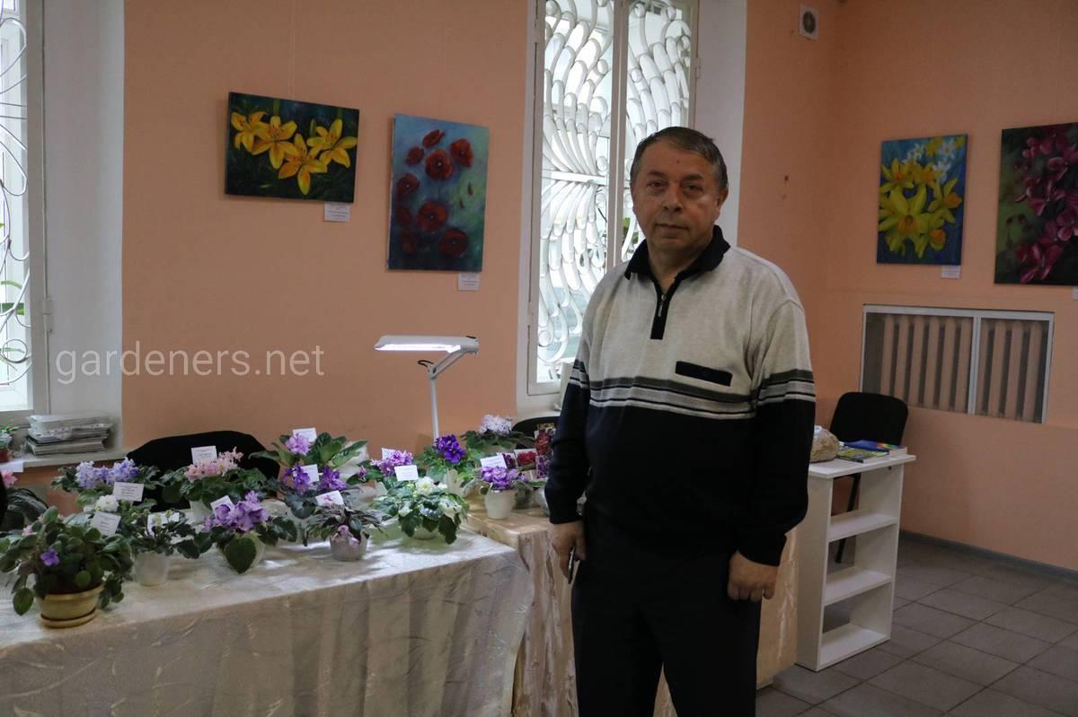 Иваницкий Анатолий  селекционер