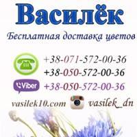 """Цветочный магазин """"Василек"""""""