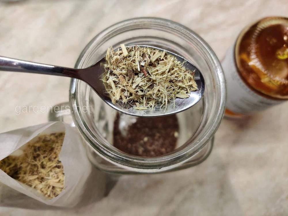 Рецепт калгановки