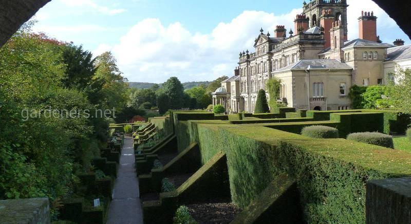 Список кращих англійських садів