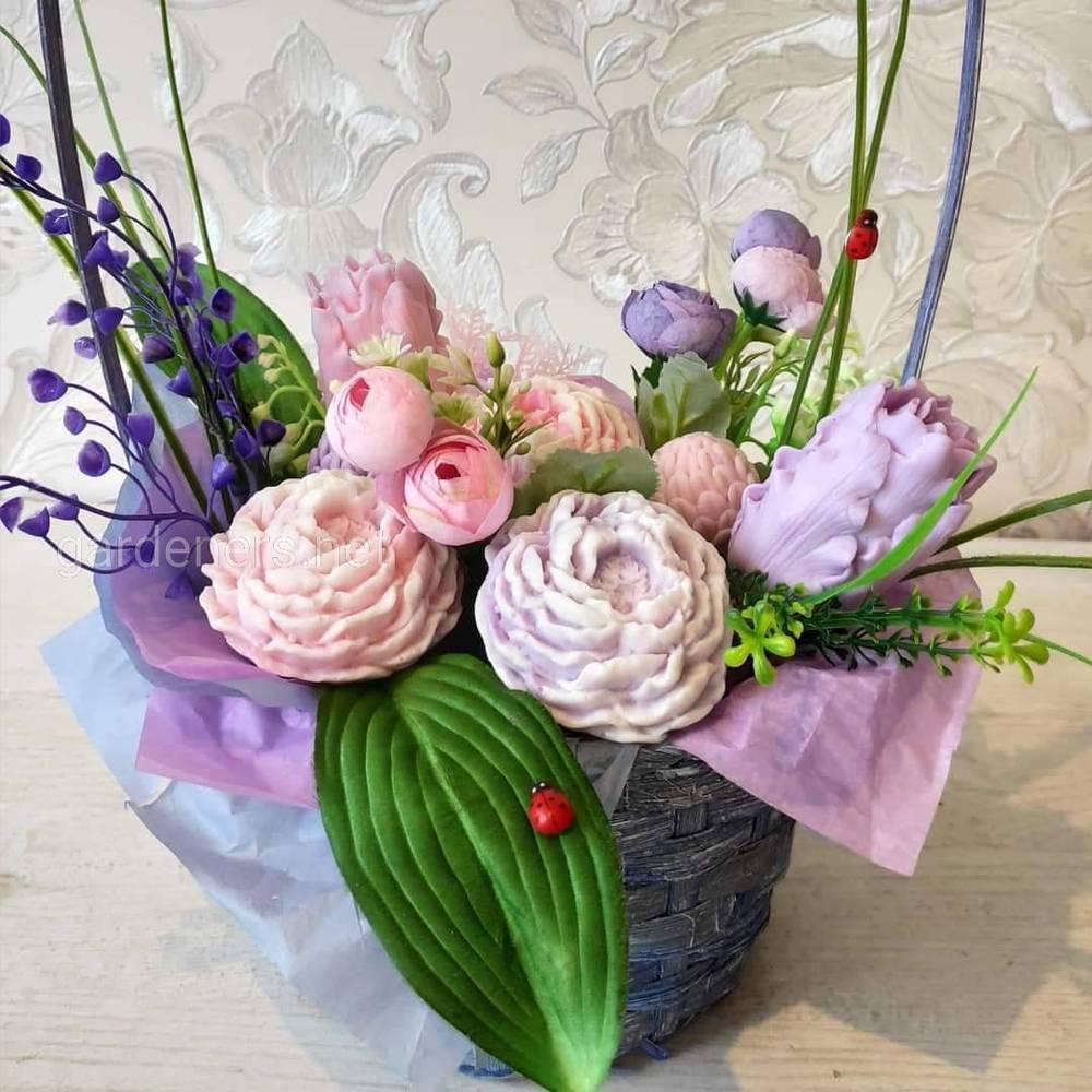 Букет цветов. как подарок