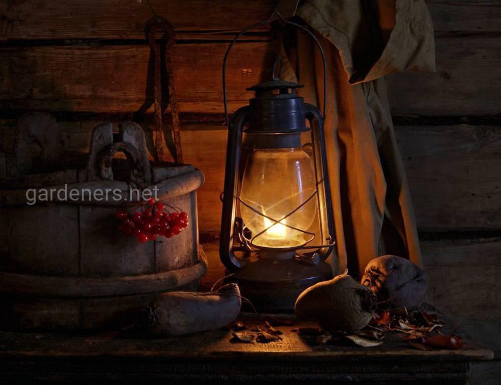 Гасові лампи