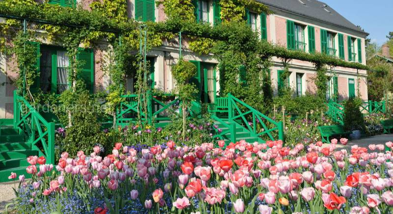 Два парка Клода Моне: шедевры ландшафтного дизайна в живописной деревушке Живерни