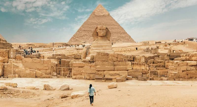 Топ-9 цікавих фактів про Стародавній Єгипет
