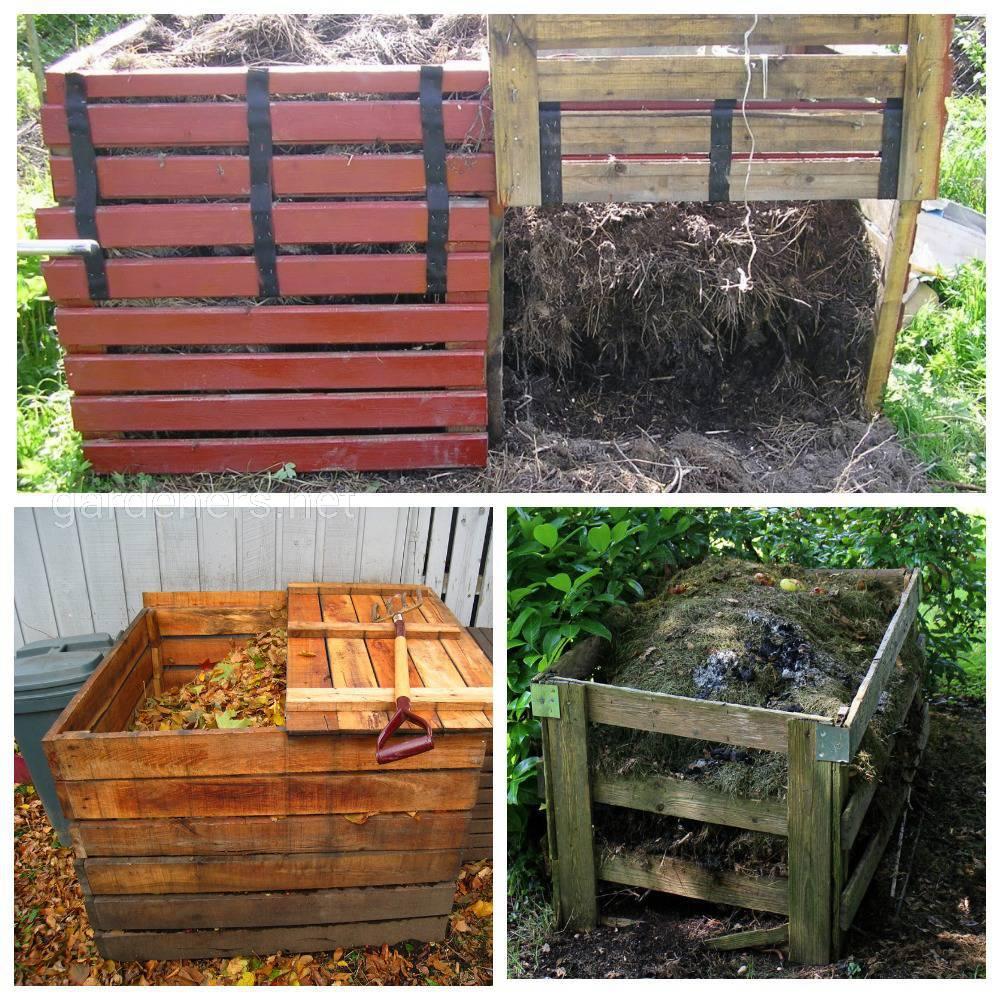 компост и компостный ящик