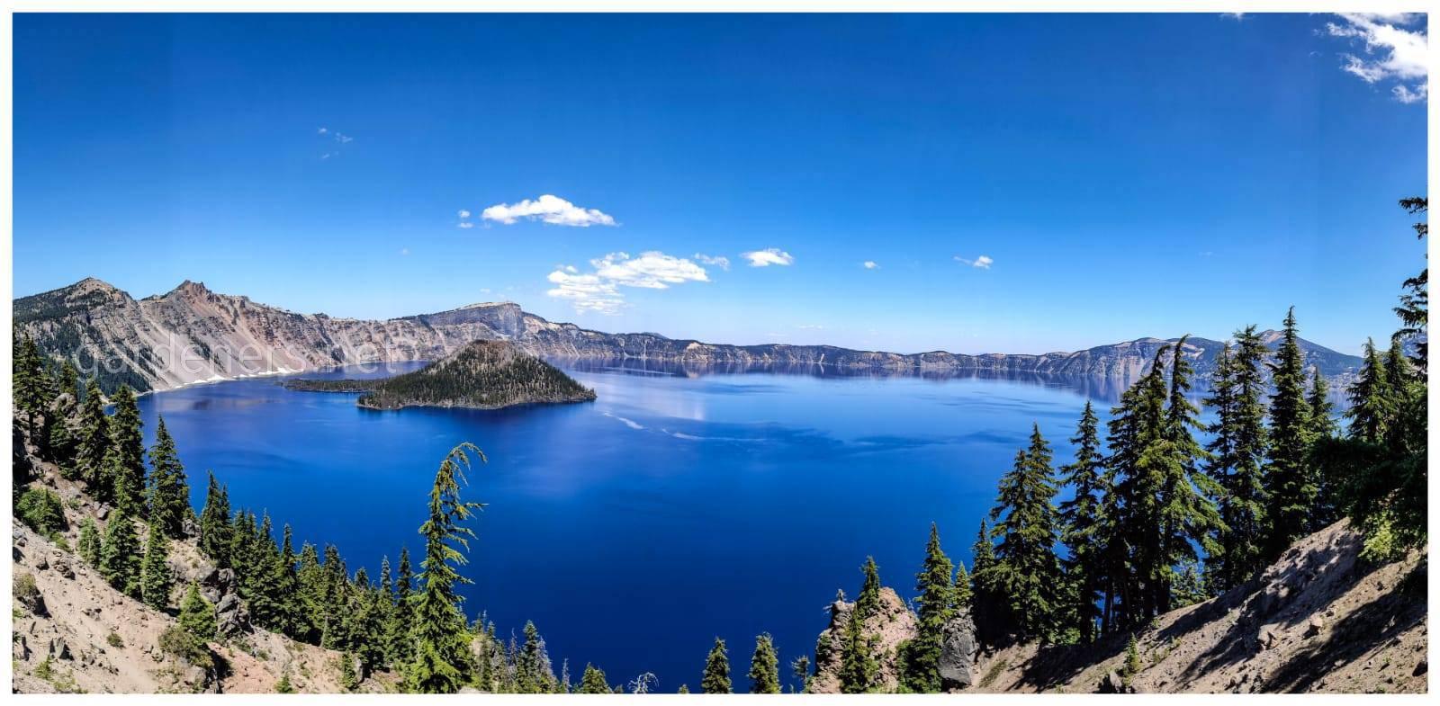Crater Lake National Park. Oregon, USA фото -Ирина Алтфедер