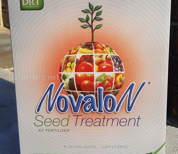 Препарат Novalon Seed Treatment
