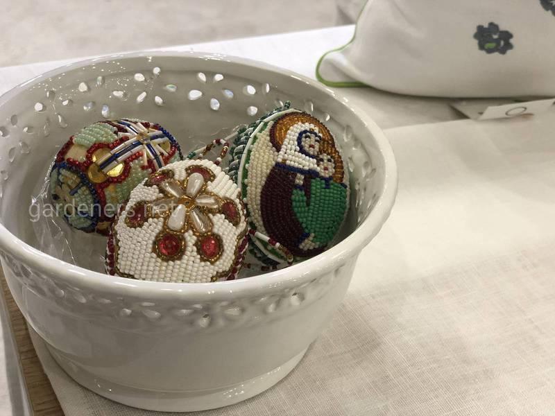 Способи прикрашання яєць на Великдень