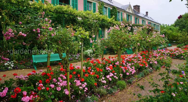Два парка Клода Моне: шедеври ландшафтного дизайну в живописному селі Живерні