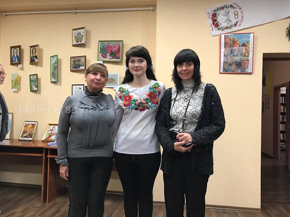 Фото Виолетты Слюсаренко