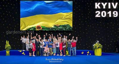 виставки собак усіх порід «Золота пектораль», «Злато скіфів» та «Софія Київська»