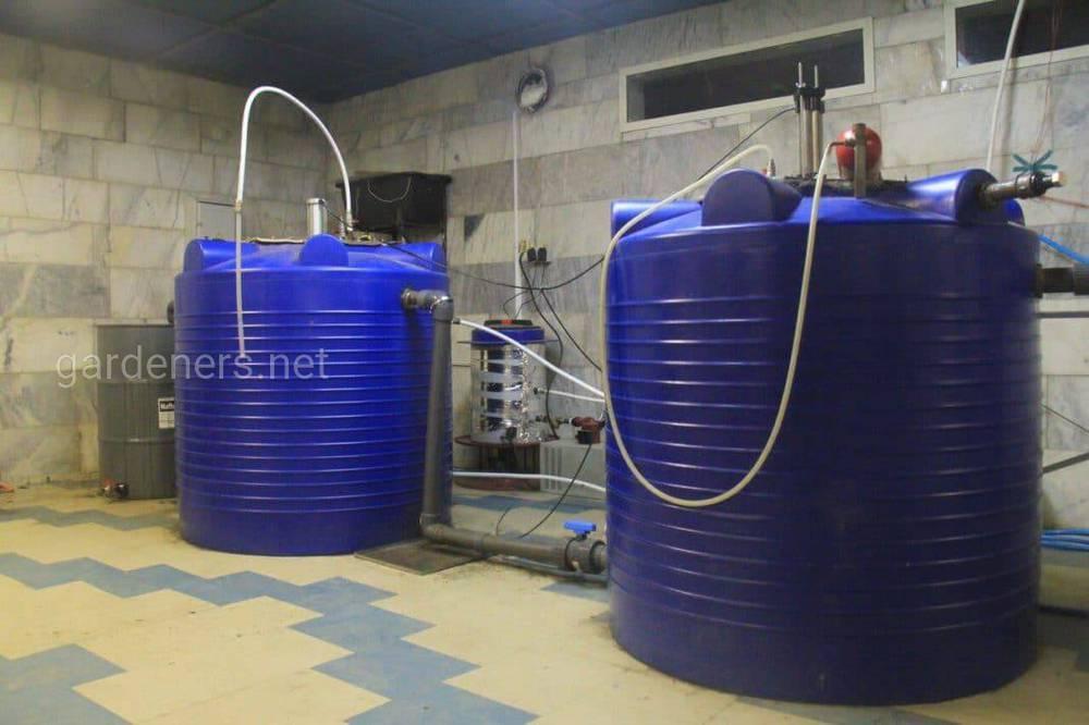Биогазовые установки своими руками