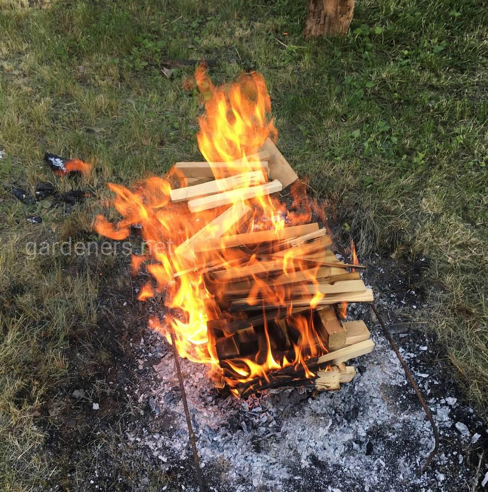 Правила безпечного облаштування вогнища
