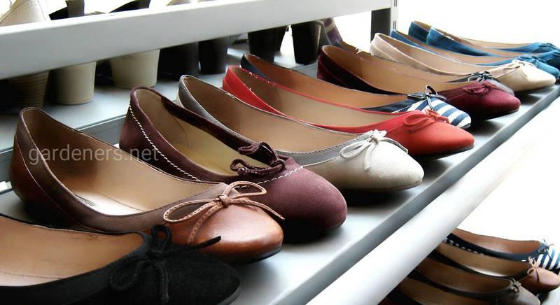 Лайфхак зберігання взуття: хитрі секрети