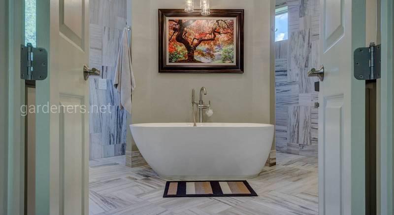 Вибираємо матеріали для оздоблення ванної кімнати