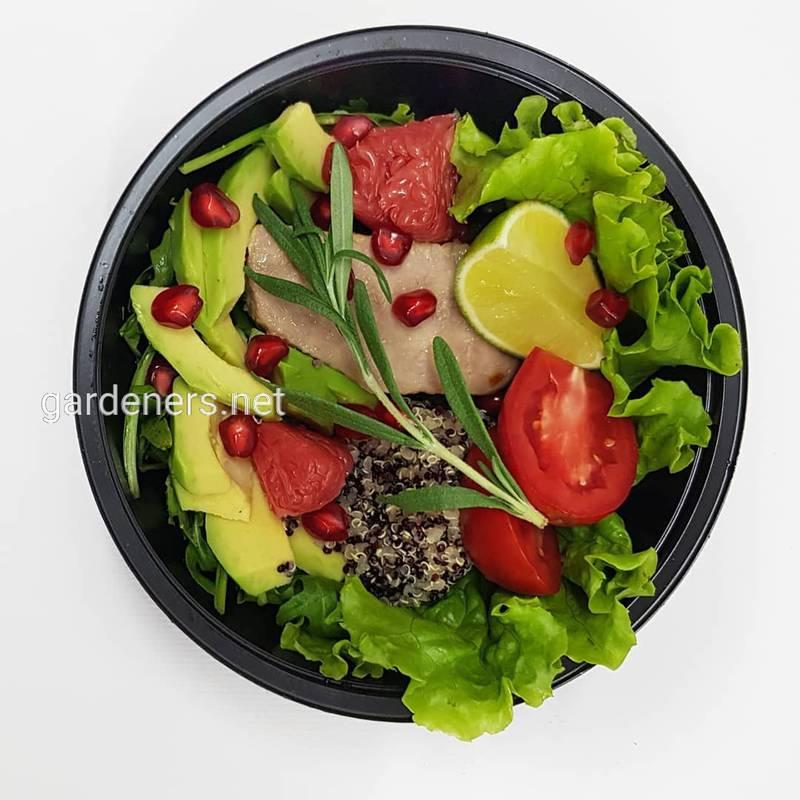 Рецепты заправок для салатов