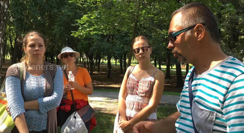 Семинар Игоря Сингера: Работа с деревьями в условиях засухи