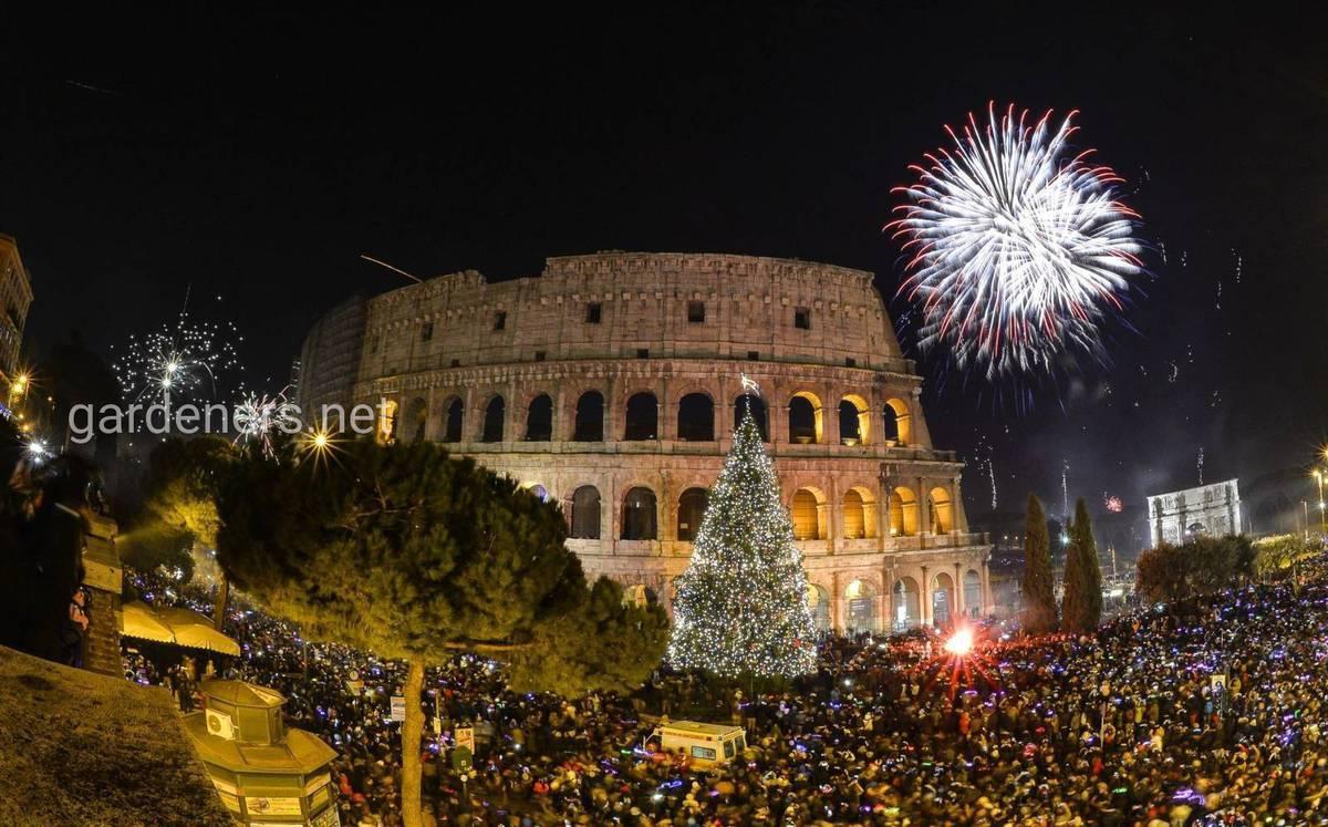 новогодние традиции Италии