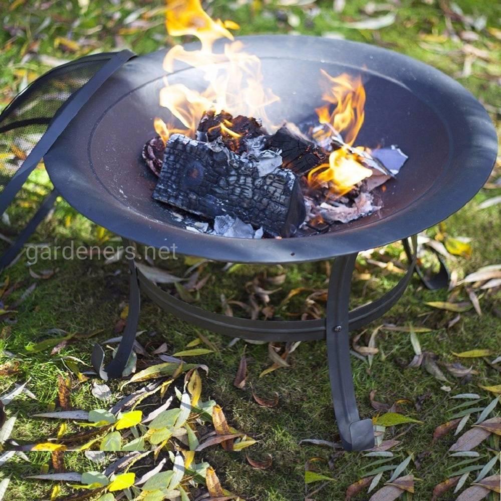 облаштування вогнища