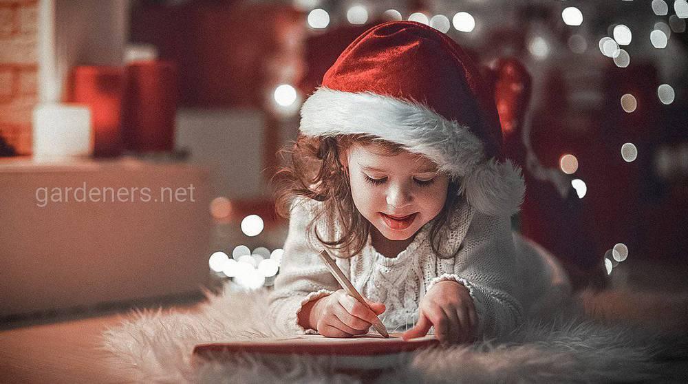 Бажання на Новий рік