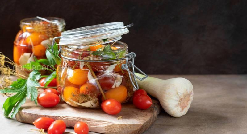 Простые и вкусные заготовки без сахара: полезно и быстро