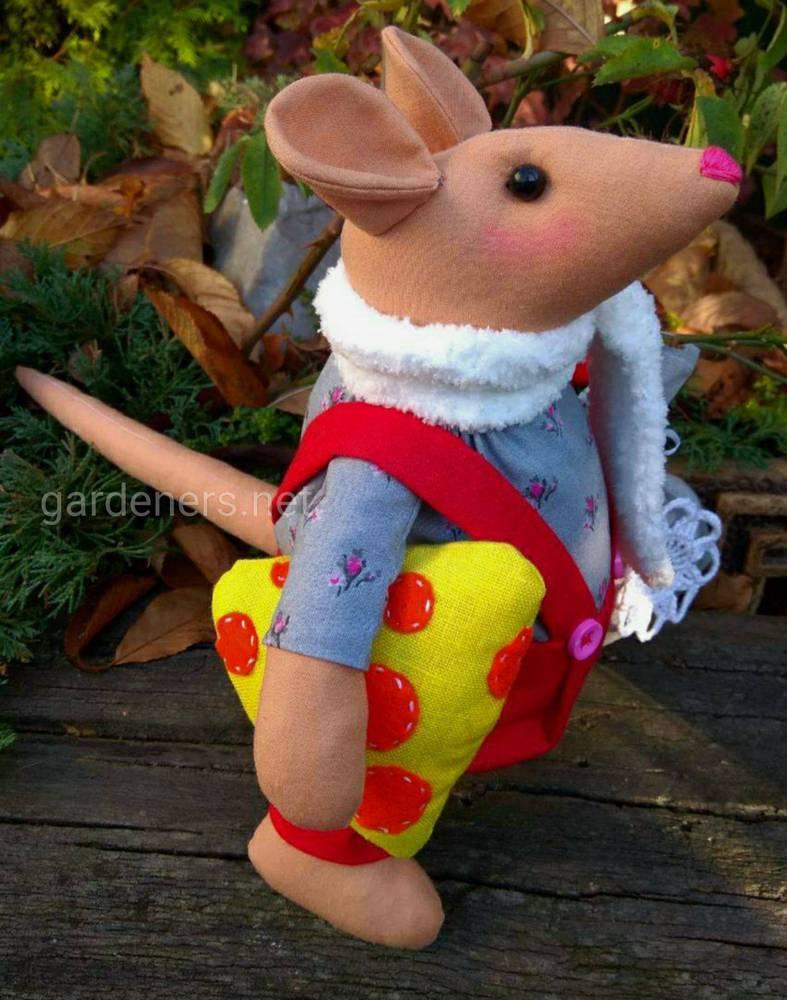 Крыса-символ года