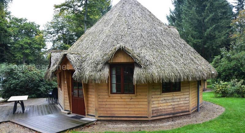 Хитрости интерьера маленького дачного домика