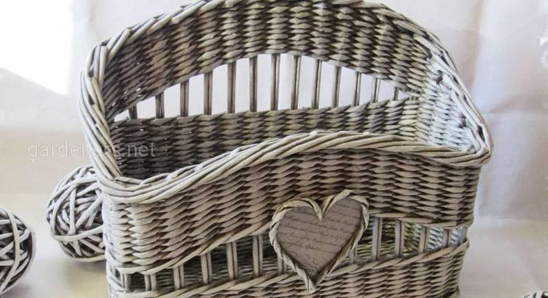 Плетение из газет – дешевое, интересное и полезное хобби