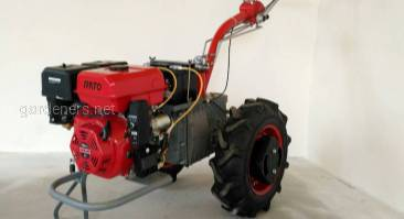 Мотоблок NEW SICH МБ-13 (Rato R390) электростартер