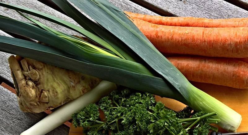 Лук-порей - высоковитаминный овощ. Полезные свойства и применение
