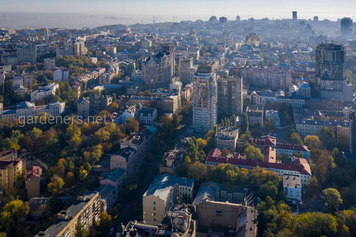 аэросъемка Киев