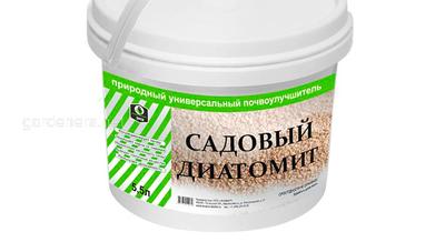 ЭКОКИЛЛЕР удобрение садовый диатомит / 5,5 л