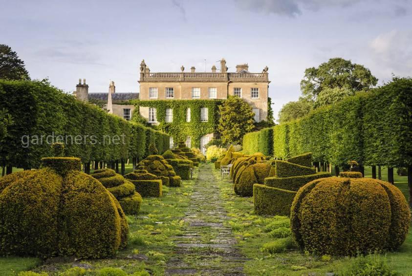 Вишуканий сад принца Чарльза