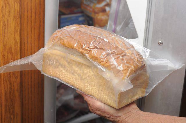 Правила заморозки хлеба