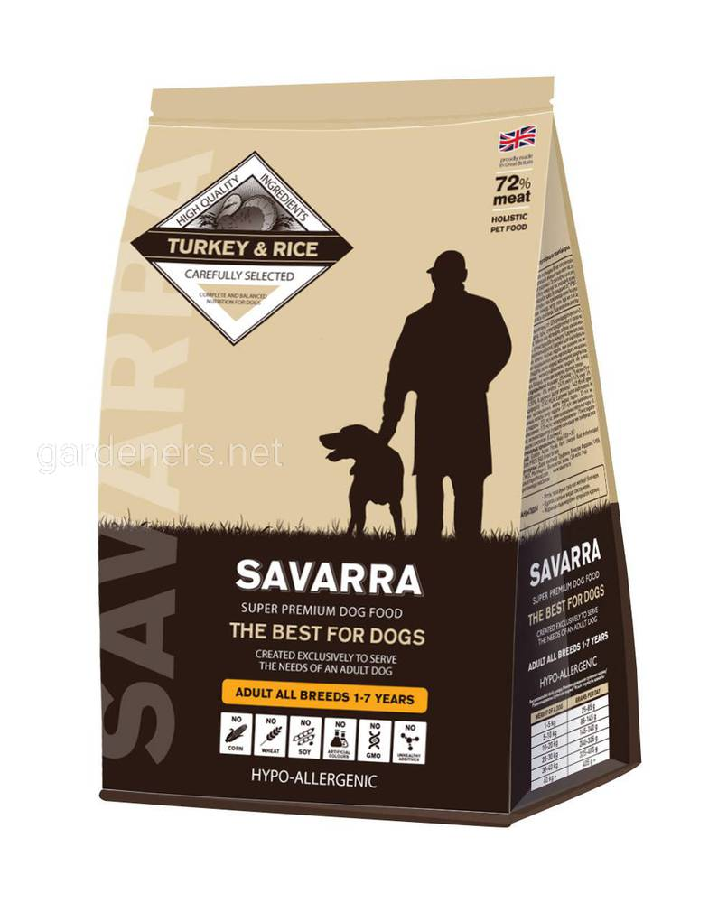 Savarra Adult All Breeds Dogs Turkey