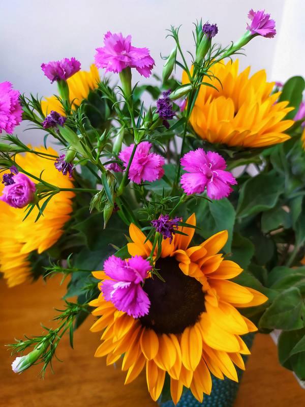 """10 прихованих повідомлень, що """"ховаються"""" в подарованому букеті квітів"""