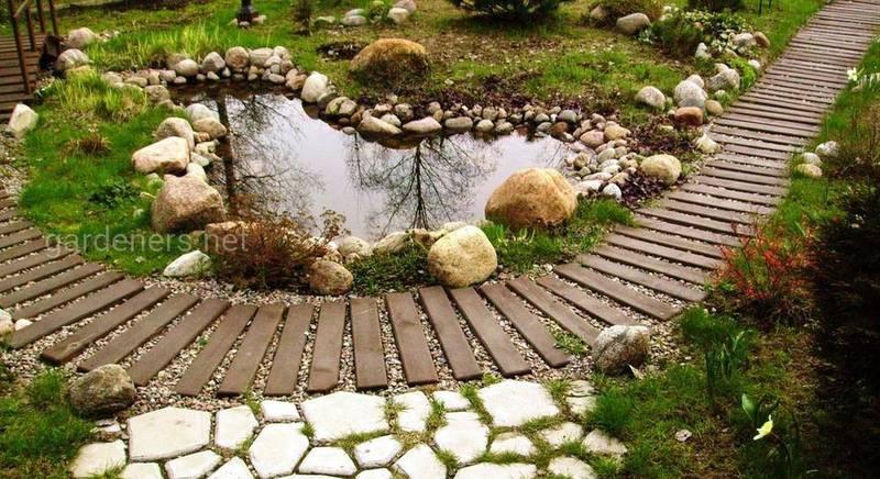 Особенности сада скандинавского стиля. Делаем своими руками!