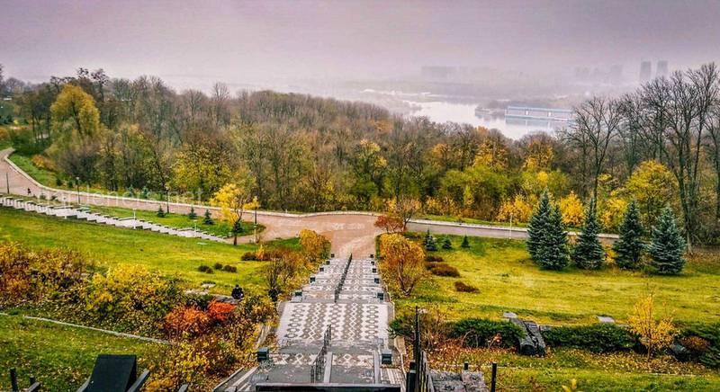 В каких лучших парках Киева стоит побывать