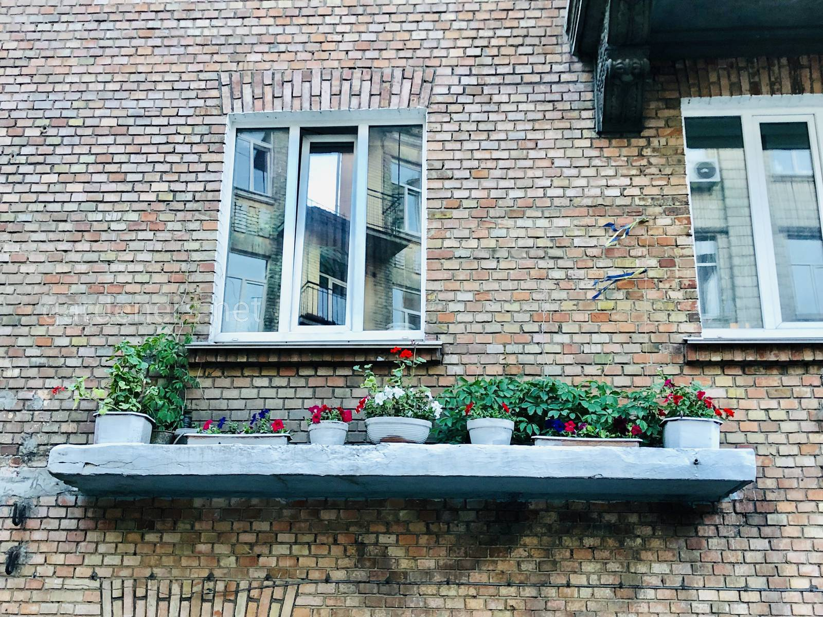 Уникальный балкон