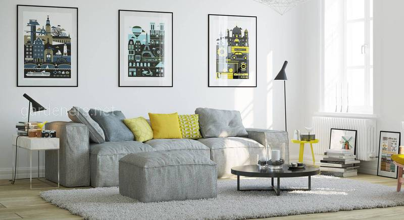 Як створити скандинавський стиль в інтер'єрі будинку